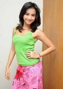 foto telanjang Laudya Chintya Bella