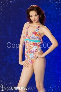 Miss Indonesia 2006